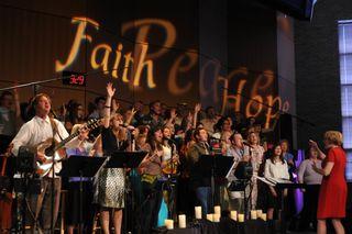 Choir Easter 09