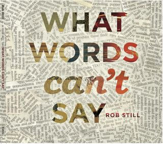 Words CD Cover